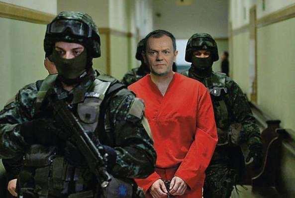Tusk aresztowany